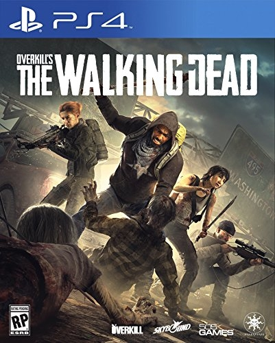 Overkill's The Walking Dead Walkthrough Guide - PS4