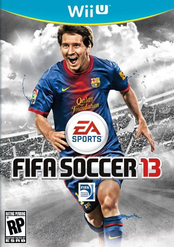 FIFA 13 on WiiU - Gamewise