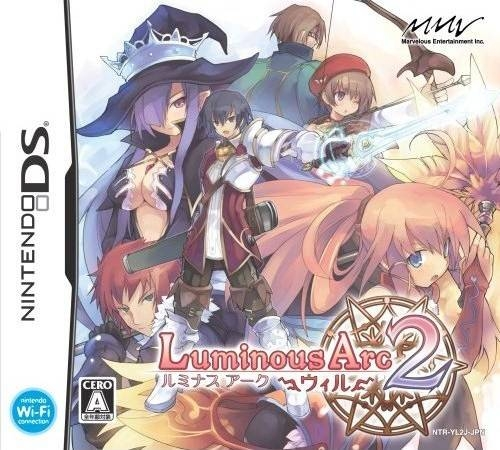 Luminous Arc 2 (JP sales) for DS Walkthrough, FAQs and Guide on Gamewise.co