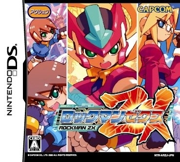 Mega Man ZX on DS - Gamewise