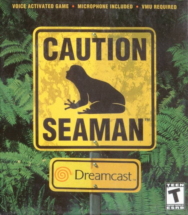 Gamewise Seaman Wiki Guide, Walkthrough and Cheats