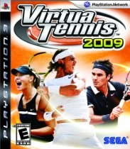 Virtua Tennis 2009 on PS3 - Gamewise