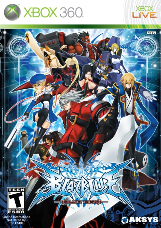BlazBlue: Calamity Trigger on X360 - Gamewise