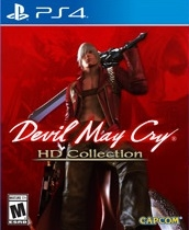 Devil May Cry HD Collection on PS4 - Gamewise