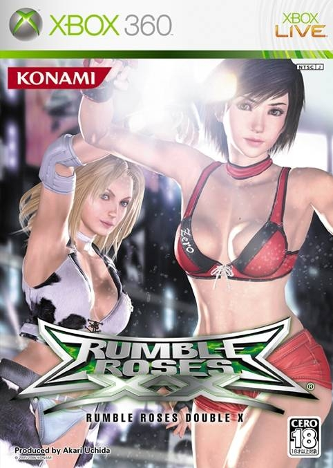 Rumble Roses XX for X360 Walkthrough, FAQs and Guide on Gamewise.co