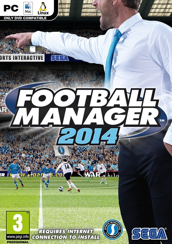 Football Manager 2014 [Gamewise]