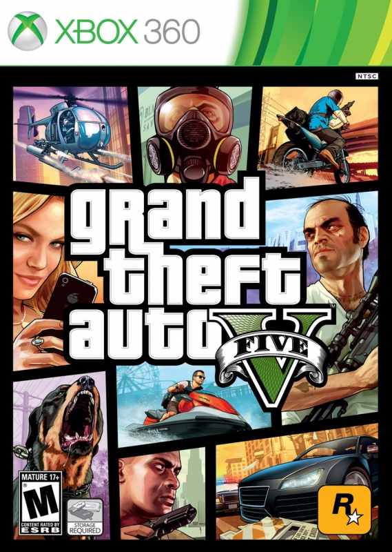 Grand Theft Auto V Walkthrough Guide - X360
