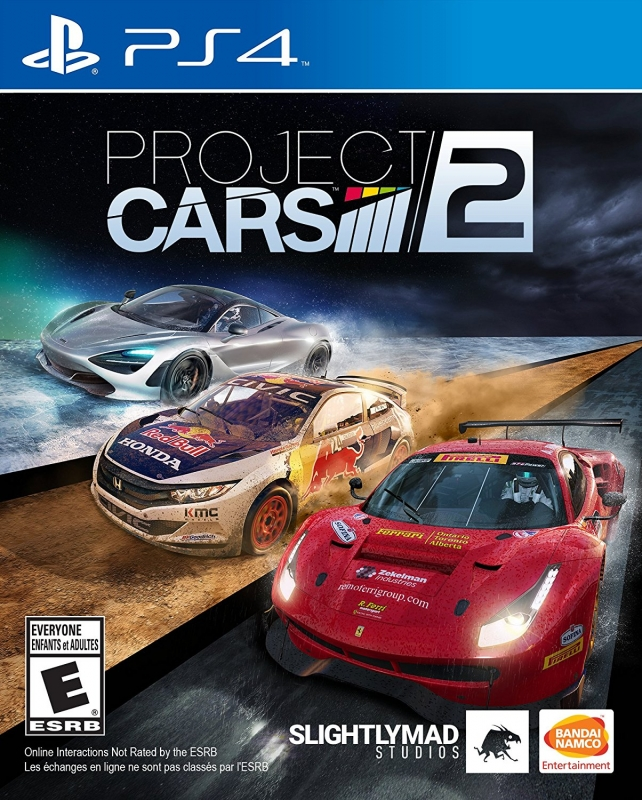 Project CARS 2 on PS4 - Gamewise