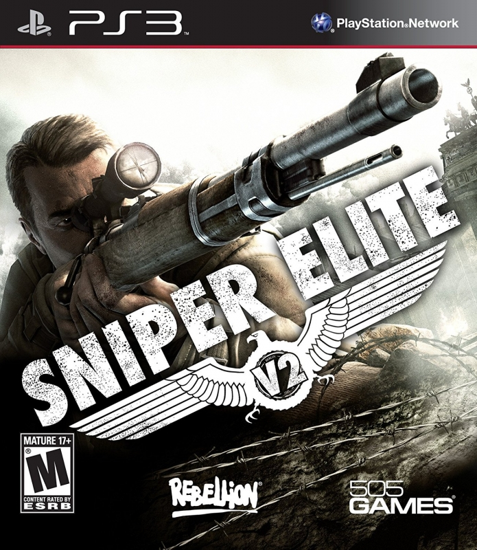 Sniper Elite V2 on PS3 - Gamewise