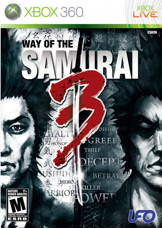 Way of the Samurai 3 [Gamewise]