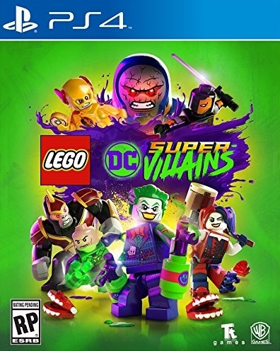 LEGO DC Super-Villains on PS4 - Gamewise