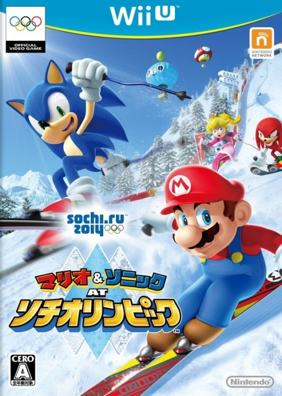 Mario & Sonic at the Sochi 2014 Olympic Winter Games Wiki - Gamewise