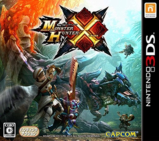 Monster Hunter X on 3DS - Gamewise