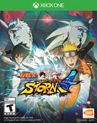Naruto Shippuden: Ultimate Ninja Storm 4 on XOne - Gamewise
