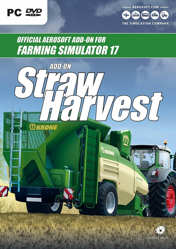 Farming Simulator 17: Straw Harvest on PC - Gamewise