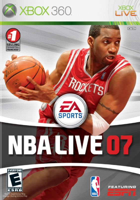 NBA Live 07 on X360 - Gamewise