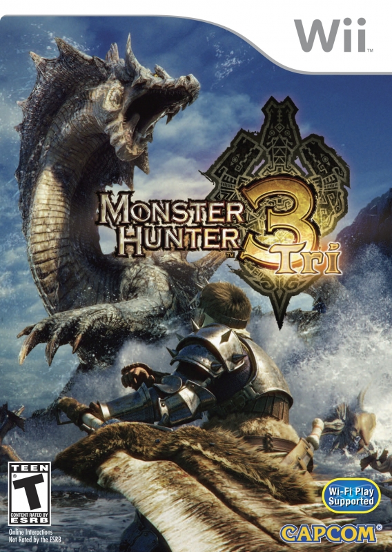 Monster Hunter Tri on Wii - Gamewise
