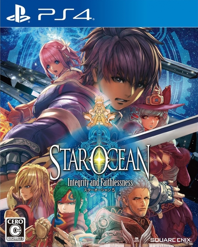 Star Ocean 5: Integrity and Faithlessness on PS4 - Gamewise
