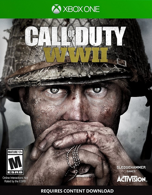 Call of Duty: WWII on XOne - Gamewise
