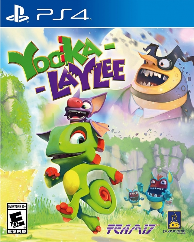 Yooka-Laylee Wiki on Gamewise.co