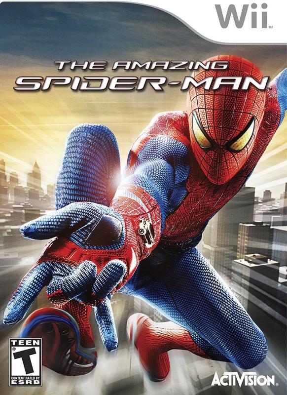 The Amazing Spider-Man (Console Version) Wiki - Gamewise