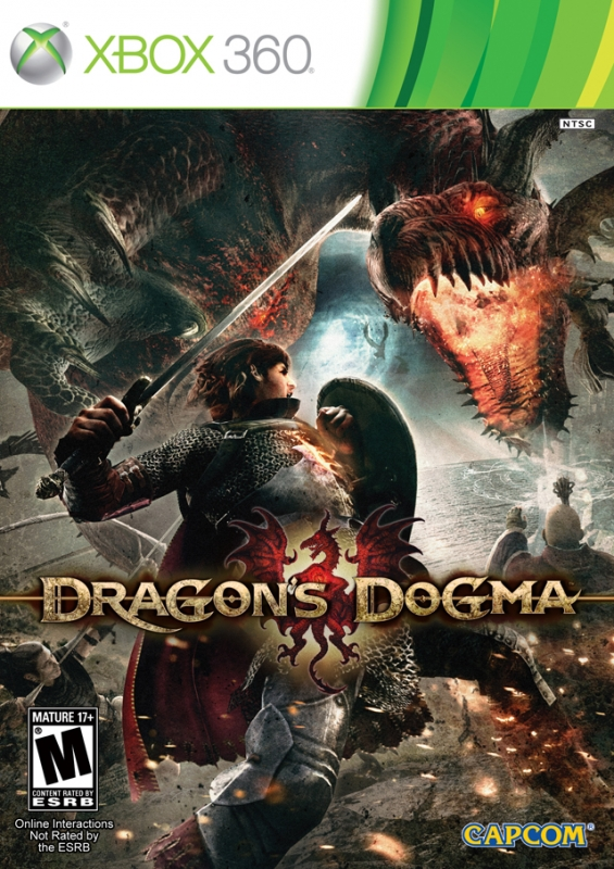 Dragon's Dogma on X360 - Gamewise