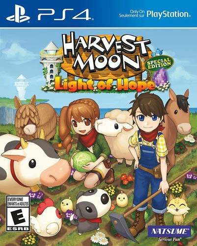 Gamewise Harvest Moon: Light of Hope Wiki Guide, Walkthrough and Cheats
