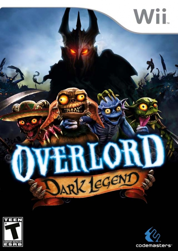 Overlord: Dark Legend [Gamewise]