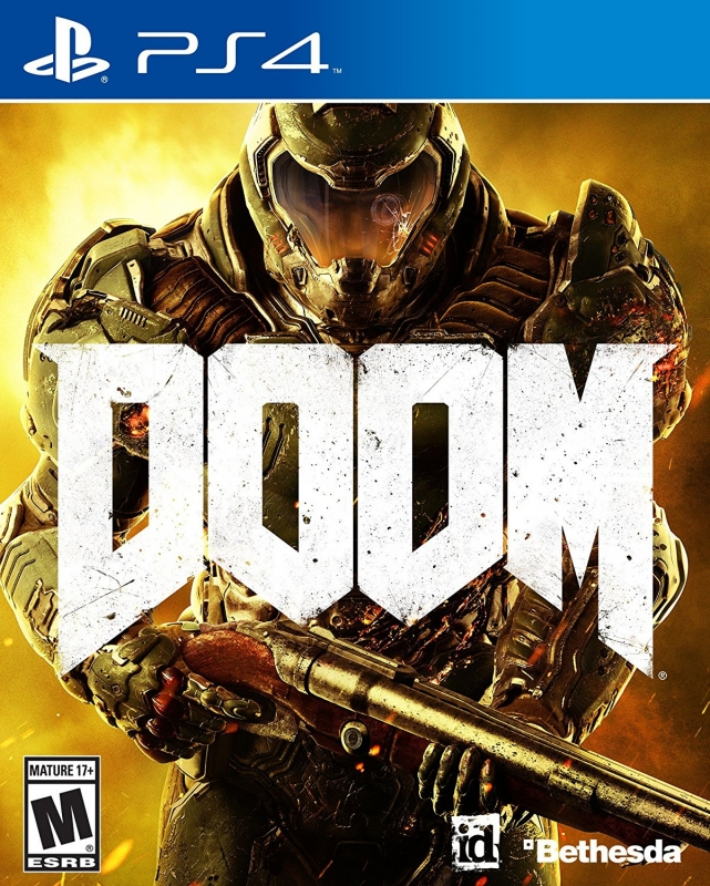 Doom on PS4 - Gamewise