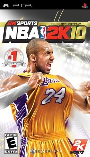 NBA 2K10 on PSP - Gamewise