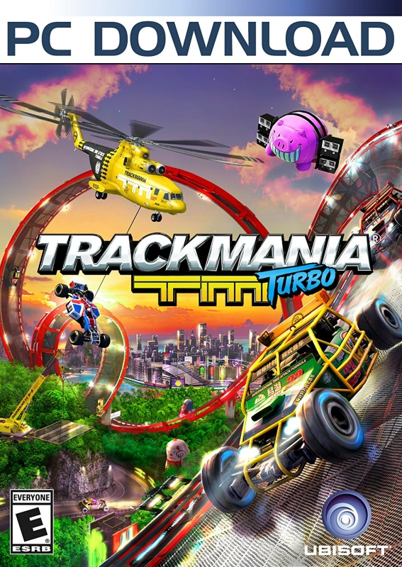 TrackMania Turbo Wiki - Gamewise