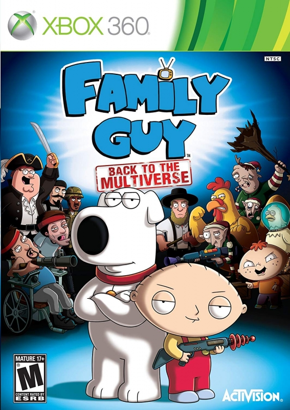 Family Guy: Back to the Multiverse on X360 - Gamewise