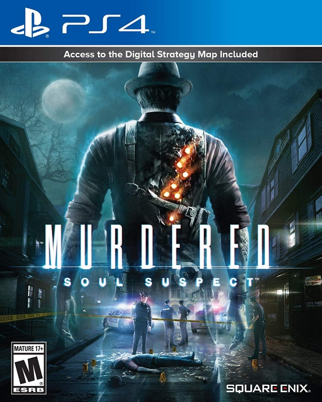 Murdered: Soul Suspect for PS4 Walkthrough, FAQs and Guide on Gamewise.co