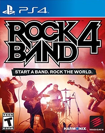 Rock Band 4 for PS4 Walkthrough, FAQs and Guide on Gamewise.co