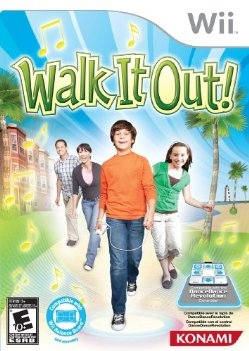 Walk it Out! on Wii - Gamewise