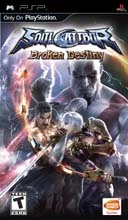 SoulCalibur: Broken Destiny for PSP Walkthrough, FAQs and Guide on Gamewise.co