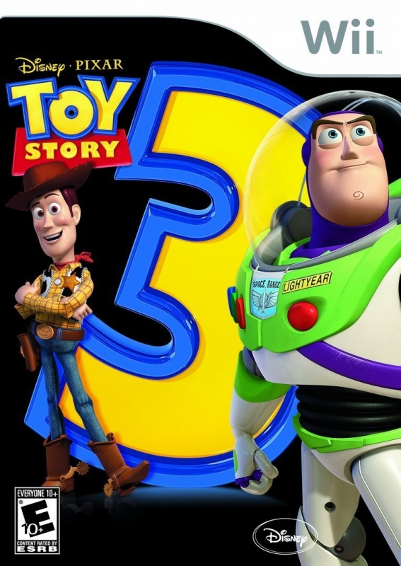 Toy Story 3: The Video Game on Wii - Gamewise