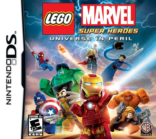 LEGO Marvel Super Heroes: Universe in Peril on DS - Gamewise