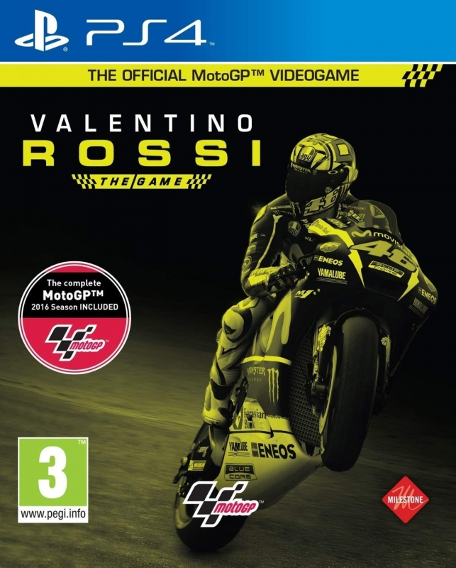 Valentino Rossi: The Game for PS4 Walkthrough, FAQs and Guide on Gamewise.co