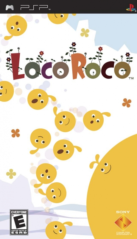 LocoRoco on PSP - Gamewise