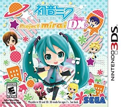 Hatsune Miku: Project Mirai DX [Gamewise]