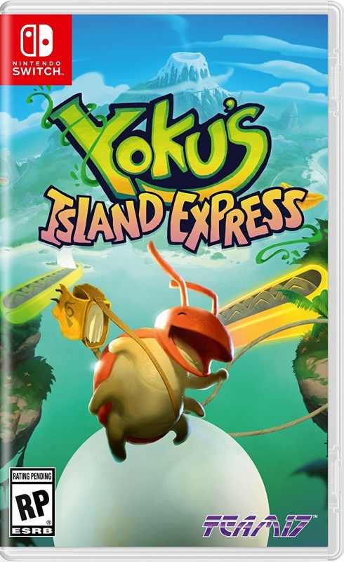 Yoku's Island Express Wiki on Gamewise.co