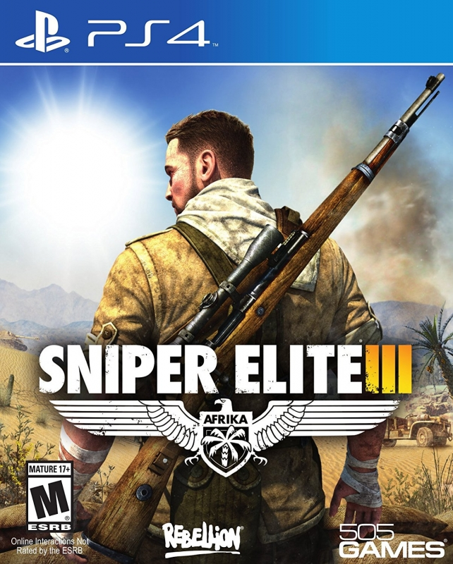 Sniper Elite 3 [Gamewise]