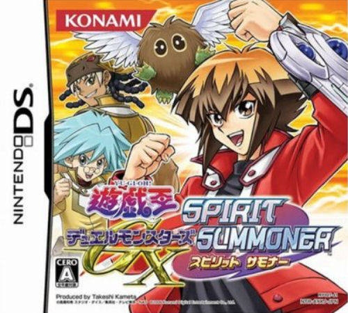 Yu-Gi-Oh! GX: Spirit Caller (Japan Sales) for DS Walkthrough, FAQs and Guide on Gamewise.co