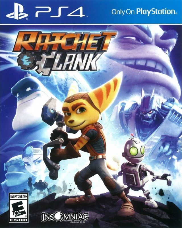 Ratchet & Clank (2016) [Gamewise]