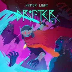 Hyper Light Drifter on PS4 - Gamewise