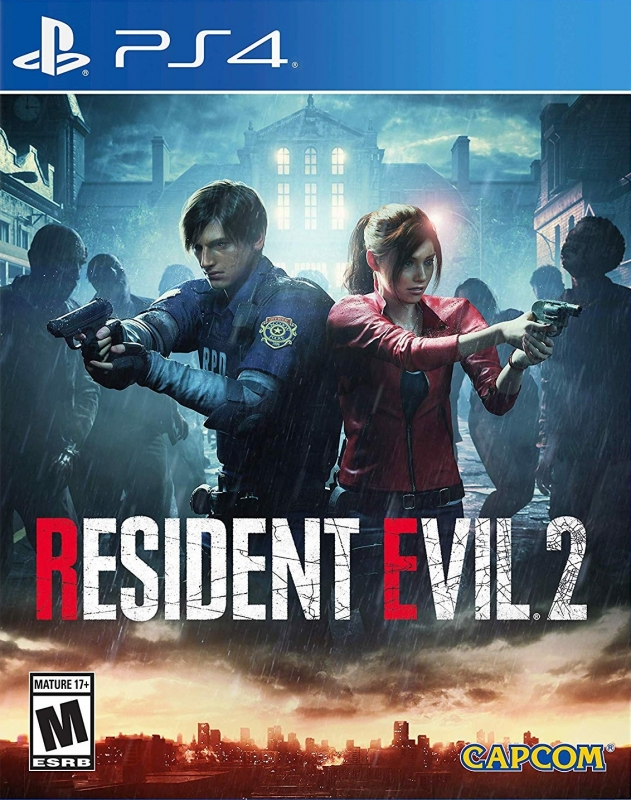 Resident Evil 2 Walkthrough Guide - PS4