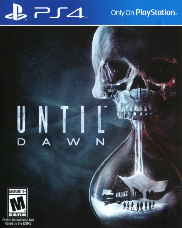 Until Dawn on PS4 - Gamewise