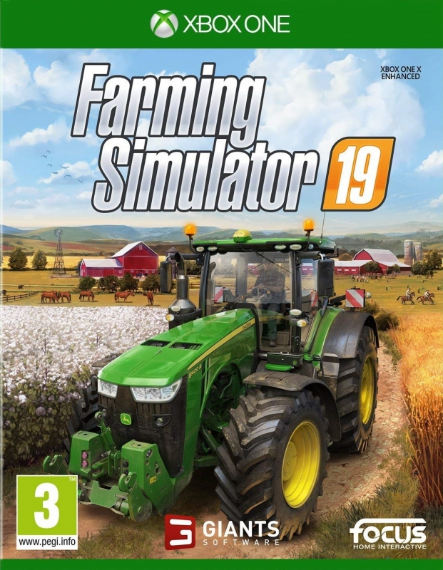 Farming Simulator 19 on XOne - Gamewise