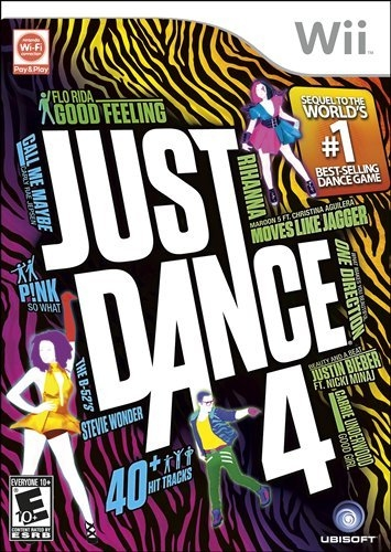 Just Dance 4 on Wii - Gamewise